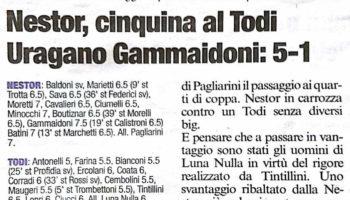 Quarti di Coppa Italia